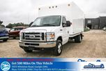 2016 Ford Econoline E350 SD 16 FOOT BOX! DUAL REAR WHEELS! REAR CAB ACCESS! RAMP! in Guelph, Ontario