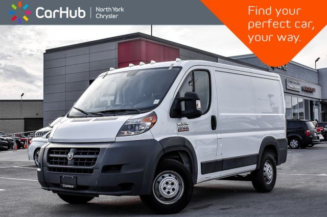 2015 RAM PROMASTER 1500 Low Roof 118 Bluetooth Pwr Windows Pwr Locks  in Thornhill, Ontario
