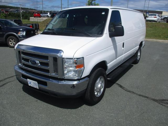 2012 FORD ECONOLINE Commercial in St John's, Newfoundland And Labrador
