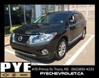 2015 Nissan Pathfinder Platinum in Truro, Nova Scotia