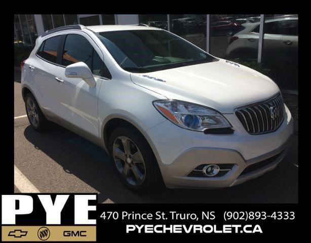 2014 BUICK ENCORE Convenience in Truro, Nova Scotia