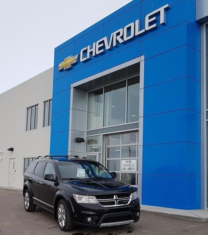 2014 DODGE JOURNEY R/T in Cold Lake, Alberta