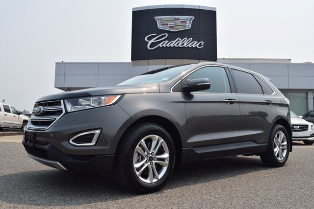 2016 FORD EDGE SEL in Kelowna, British Columbia
