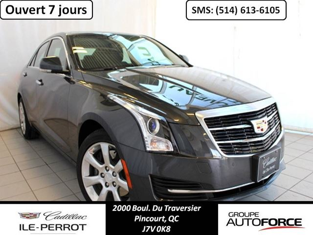 2016 Cadillac ATS Luxury Collection AWD in Pincourt, Quebec