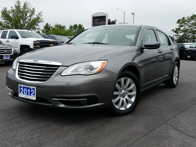 used 2012 chrysler 200 touring heated seats remote. Black Bedroom Furniture Sets. Home Design Ideas