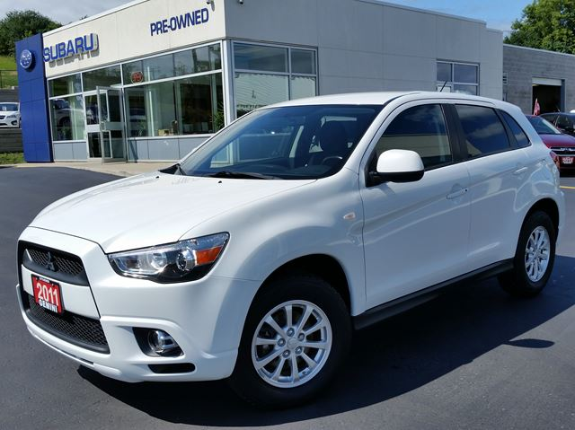 2011 Mitsubishi RVR SE AWC/AWD in Kitchener, Ontario