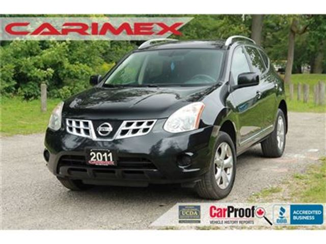 2011 NISSAN ROGUE SV   AWD   CERTIFIED + E-Tested in Kitchener, Ontario
