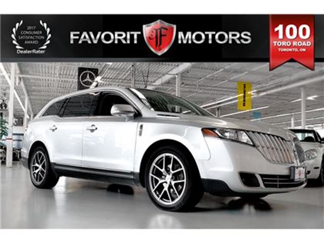 2010 LINCOLN MKT EcoBoost AWD in Toronto, Ontario