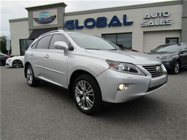 2013 LEXUS RX 350 AWD NAVIGATION LEATHER ROOF in Ottawa, Ontario