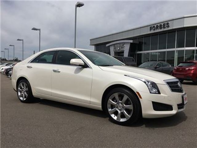 2013 CADILLAC ATS Luxury\1 OWNER\ ACCIDENT FREE\ in Waterloo, Ontario