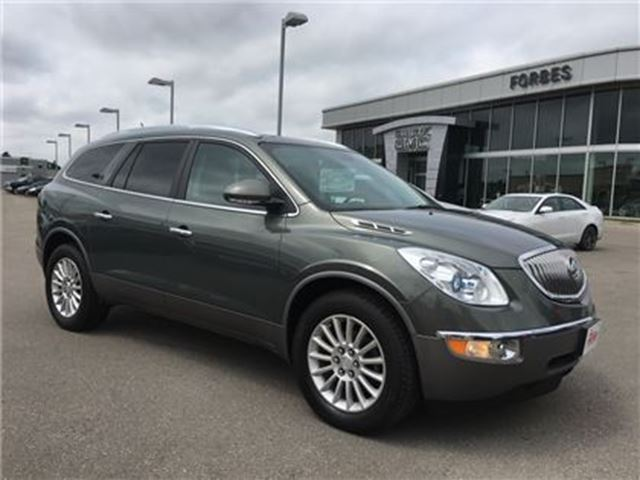 2011 BUICK ENCLAVE CXL1\ 1 OWNER \ LEATHER  \ AWD \ in Waterloo, Ontario