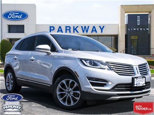 2015 LINCOLN MKC AWD  LEATHER  SUNROOF  GPS  BLUETOOTH in Waterloo, Ontario