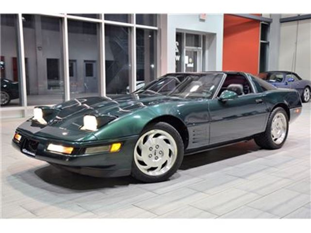 1994 Chevrolet Corvette (C4) Targa In Immaculate Shape! in Oakville, Ontario