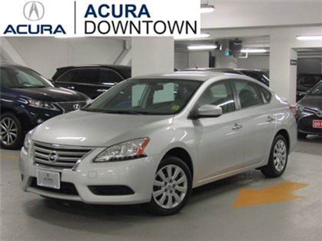 2013 Nissan Sentra 1.8S/Bluetooth/No Accident/ in Toronto, Ontario