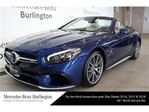 2017 Mercedes-Benz SL-Class Roadster in Burlington, Ontario