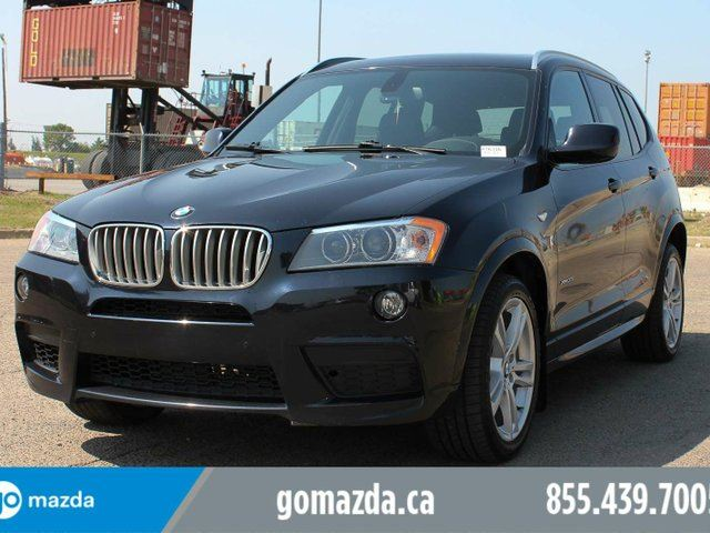 2012 BMW X3 xDrive35i M SPORT PACKAGE in Edmonton, Alberta