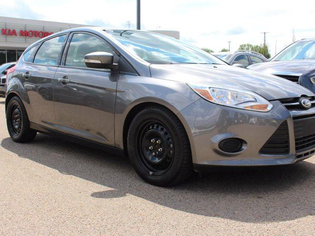2014 FORD Focus SUNROOF, HEATED SEATS, CRUISE, A/C, AUX/USB in Edmonton, Alberta