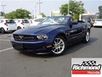 2011 Ford Mustang V6 Convertible! 6 Months Powertrain Warranty! in Richmond, British Columbia