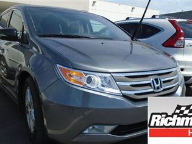 2014 Honda Odyssey Touring! Honda Certified Extended Warranty to 120 in Richmond, British Columbia