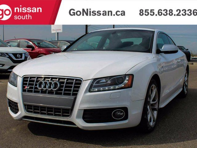 2011 AUDI S5 NAVIGATION, SUNROOF, AUTO!! in Edmonton, Alberta