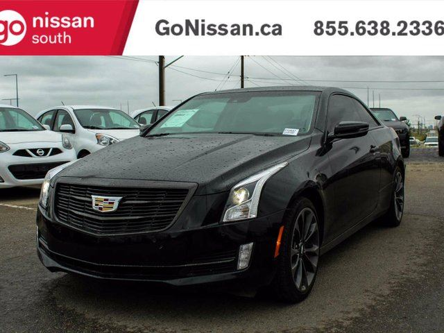 2015 CADILLAC ATS 2.0L Turbo Performance 2dr All-wheel Drive Coupe in Edmonton, Alberta