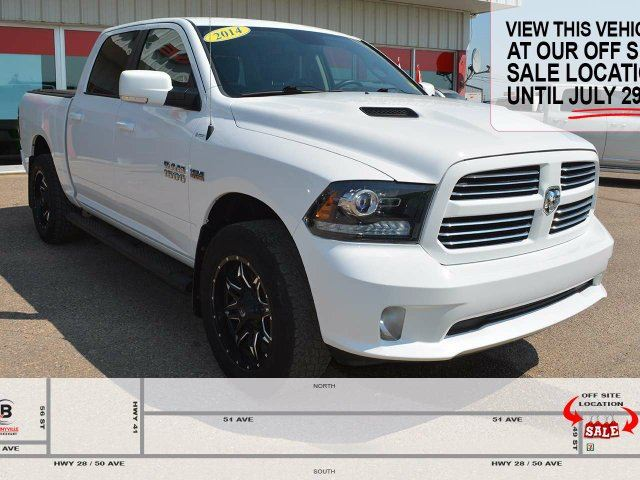 2014 Dodge RAM 1500 Sport in Bonnyville, Alberta