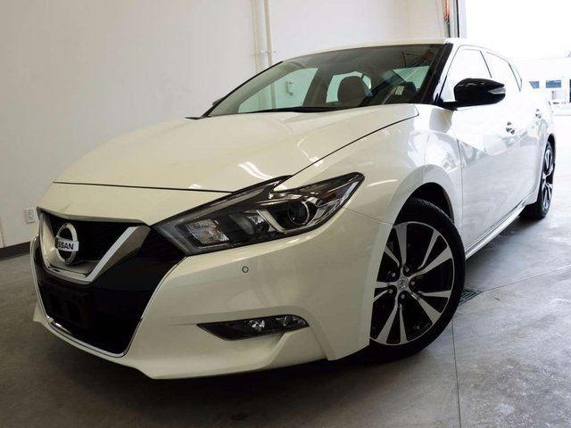 2016 Nissan Maxima SV 4dr Sedan in Kelowna, British Columbia