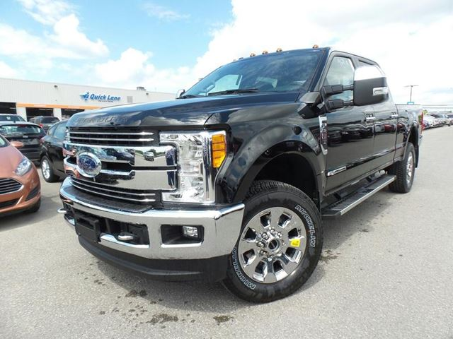 2017 Ford F-250 LARIAT 6.7L V8 DIESEL 608A in Midland, Ontario