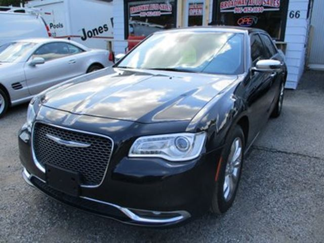 2015 CHRYSLER 300 LOADED! 300C 5 PASSENGER 3.6L - V6 AWD.. PANORA in Bradford, Ontario