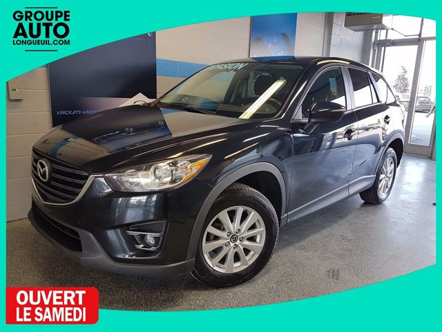 2016 Mazda CX-5 GS TOIT CAMERA in Longueuil, Quebec