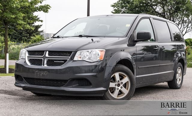2012 Dodge Grand Caravan SE/SXT in Barrie, Ontario