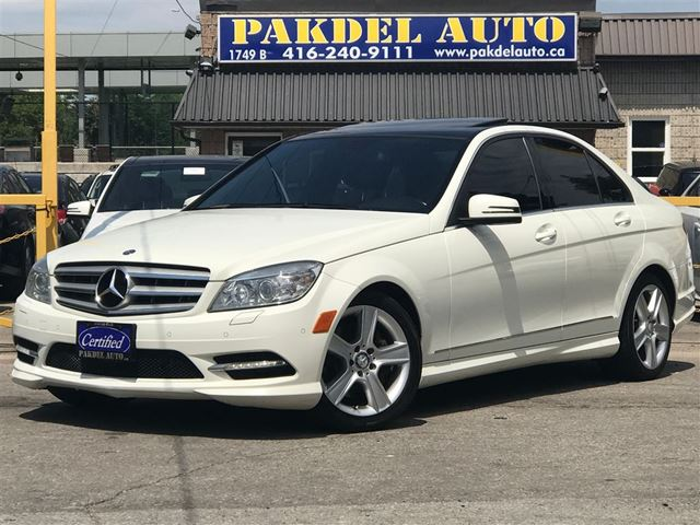 2011 Mercedes-Benz C-Class C300 4MATIC*EXECUTIVE PKG*PARK