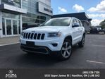 2015 Jeep Grand Cherokee Limited Limited Edition!!! Navigation! in Hamilton, Ontario