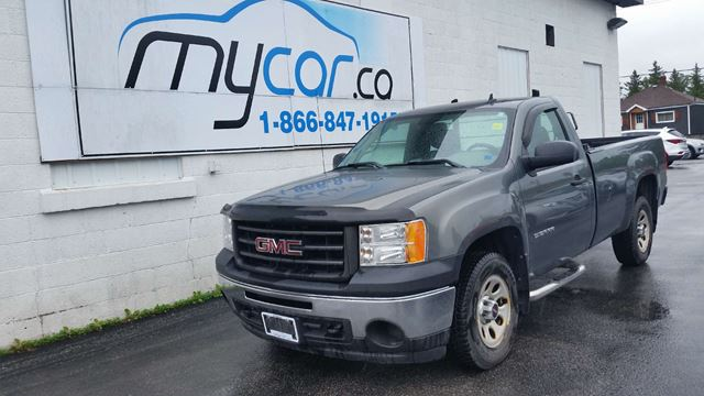 2011 GMC Sierra 1500 WT in North Bay, Ontario