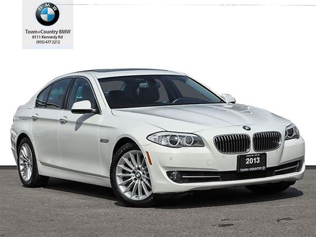 2013 BMW 5 Series xDrive in Markham, Ontario
