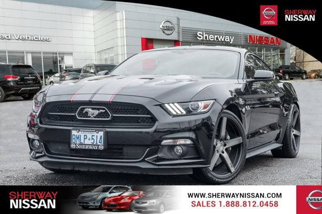 2015 Ford Mustang           in Toronto, Ontario