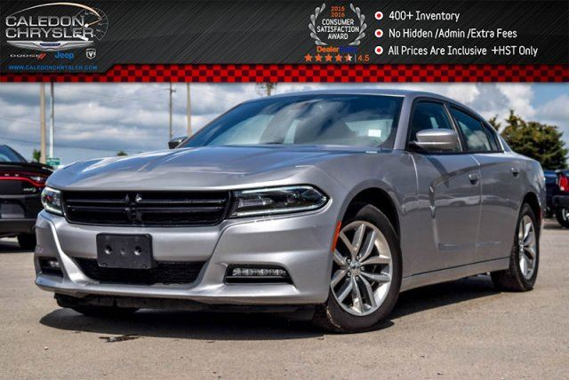 2016 Dodge Charger SXT Plus Navi Sunroof Bluetooth R-Start Heated Front Seat 18Alloy Rims in Bolton, Ontario