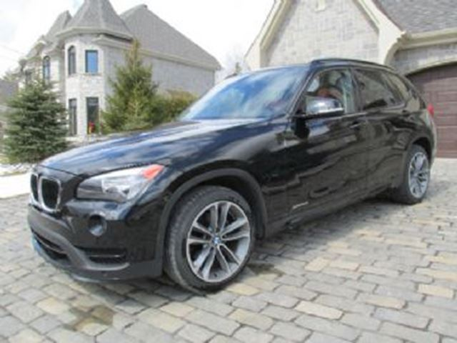 2015 BMW X1 28i xDrive Premium Sportline Packages in Mississauga, Ontario