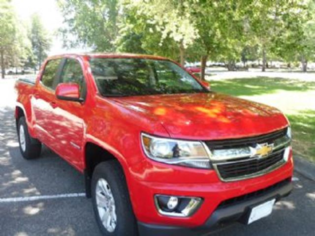 2015 Chevrolet Colorado 4WD Crew Cab 128.3 ~Work or Play~ in Mississauga, Ontario