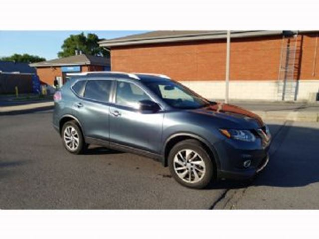 2014 NISSAN Rogue AWD SL Nissan Extended Warranty in Mississauga, Ontario