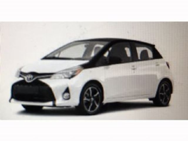 2016 Toyota Yaris SE 4A in Mississauga, Ontario