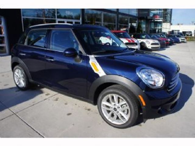 2014 MINI COOPER Countryman ALL4 4dr S ~ Auto ~ Premium package in Mississauga, Ontario