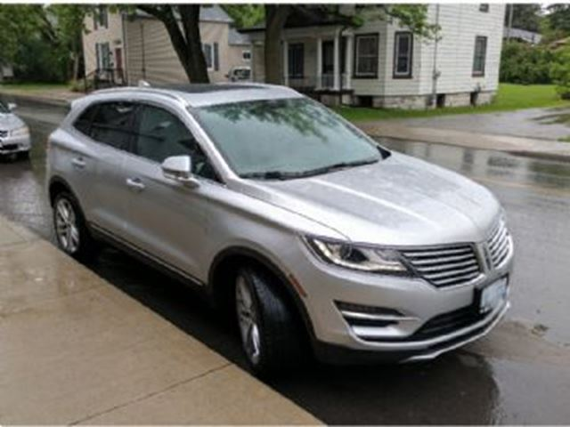 2017 LINCOLN MKC AWD 4dr Reserve in Mississauga, Ontario