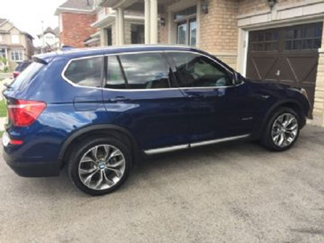 2015 BMW X3 AWD 4dr xDrive28i in Mississauga, Ontario