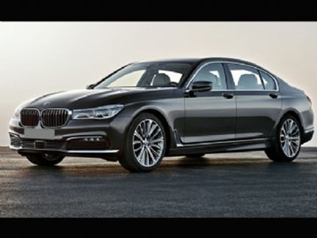 2017 BMW 7 Series 750i xDrive in Mississauga, Ontario
