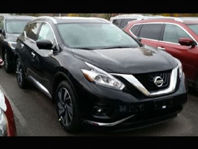 2017 Nissan Murano S FWD *DEALER DEMO* in Mississauga, Ontario