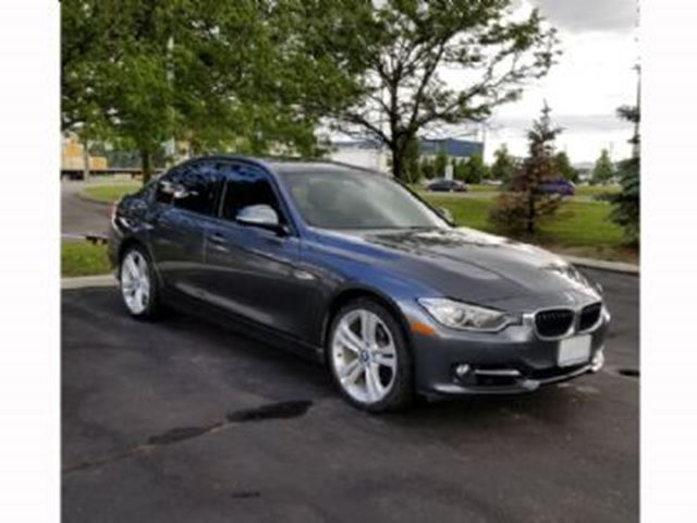 2015 BMW 3 Series 328i xDrive AWD w/Sport / Navigation in Mississauga, Ontario