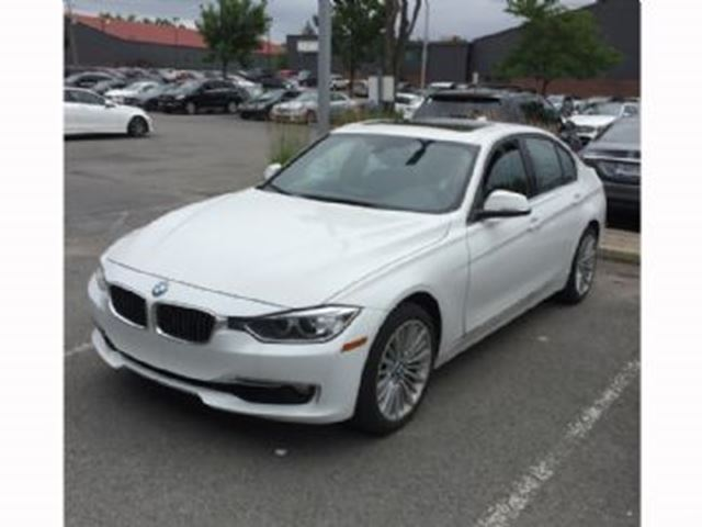 2015 BMW 3 Series 328i xDrive Excess Wear Protection in Mississauga, Ontario