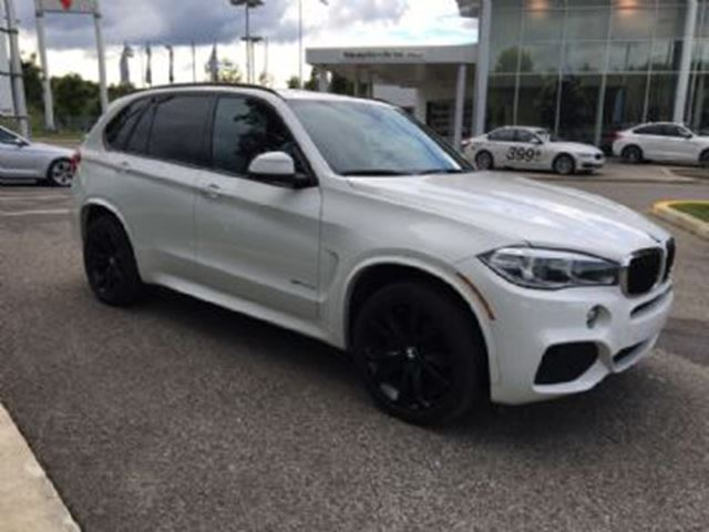 2015 BMW X5 xDrive 35d in Mississauga, Ontario