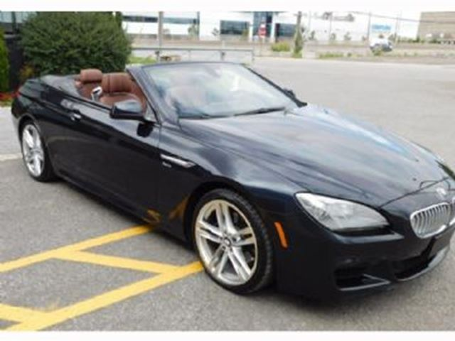 2012 BMW 6 Series 650i xDrive M Package BMW Extended Warranty in Mississauga, Ontario